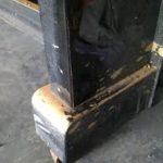 Piano bekas banjir